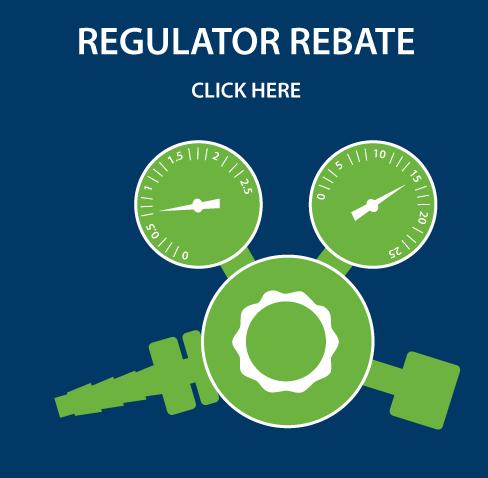 Regulator Rebate