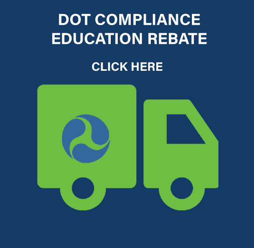 DOT Compliance Education Rebate